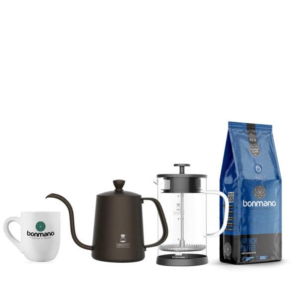 تهیه قهوه فرانسه